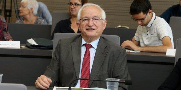 Selon Gérard Ancelin, vice-président chargé du développement économique au Conseil départemental de l'Aube, « le port de Nogent-sur-Seine confortera la présence des entreprises ».
