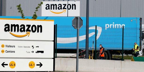 Fin janvier, la direction d'Amazon France estimait que le groupe était devenu une cible pour certaines organisations qui souhaitent faire connaître les causes qu'elles représentent.
