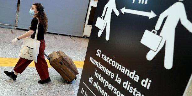 Le trafic passagers aerien en europe a plonge en 2020 a un plus bas de 25 ans, selon l'aci[reuters.com]