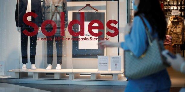 Pour la Fédération nationale de l'habillement, les ventes des dernières semaines n'ont pas été à la hauteur des attentes.