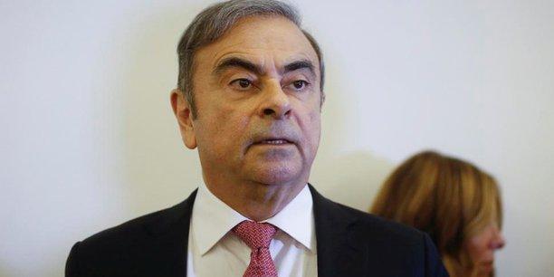 Feu vert de la Cour suprême à l'extradition au Japon de complices de Carlos Ghosn - La Tribune
