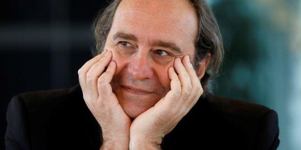 Xavier Niel, le fondateur et dirigeant d'Iliad-Free.