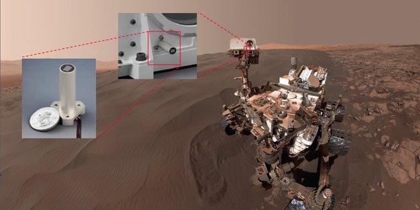 Perseverance : un micro conçu à Toulouse va livrer les premiers sons de la planète Mars - La Tribune Toulouse