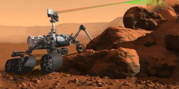 Le rover Perseverance équipé du laser conçu par Thales va atterrir jeudi sur Mars