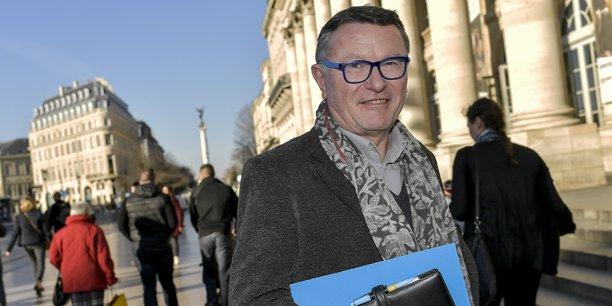 Patrick Seguin président de la CCI Bordeaux Gironde