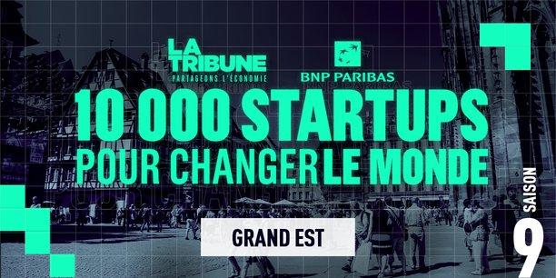 AFULudine, VitiBot, Levels3D, Direct Market, Fizimed et Maat Data sont les gagnants 2021 du concours 10.000 startups pour changer le monde dans la région Grand Est.