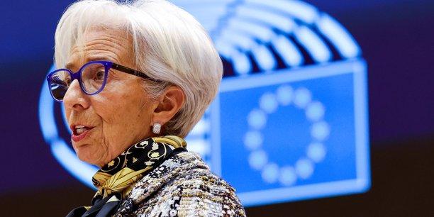 La bce suit de pres la hausse des rendements souverains, dit lagarde[reuters.com]