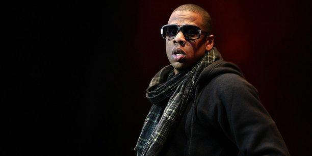 La marque de champagne du rappeur américain connaît un succès mondial grâce à une forte présence en Amérique du Nord, en Asie et en Europe, avec plus de 500.000 bouteilles vendues en 2019, selon le communiqué. (Photo: Jay-Z lors du Hove Festival, en Norvège, en juillet 2008)