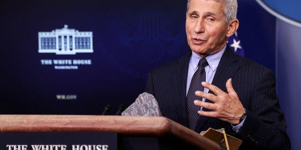 Usa: les divisions politiques ont contribue au lourd bilan du covid, dit fauci[reuters.com]