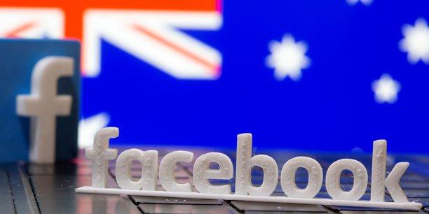 Australie: accord entre le gouvernement et facebook, qui va lever son blocage[reuters.com]