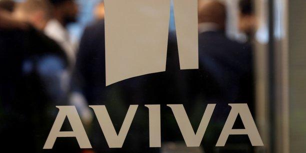 Aviva cede sa filiale en france a aema groupe pour 3,2 milliards d'euros[reuters.com]