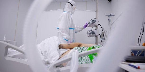 Coronavirus: la russie recense 11.823 nouveaux cas et 417 deces[reuters.com]
