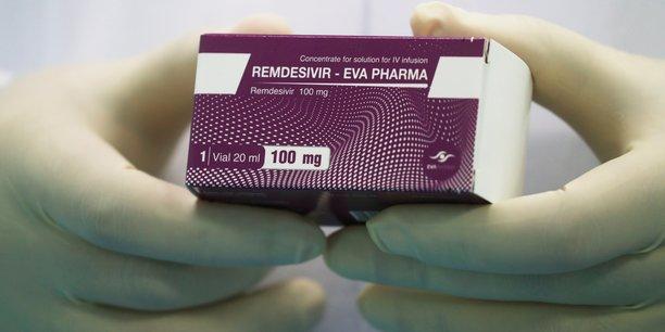 Coronavirus: l'ema va evaluer d'ici l'ete un usage etendu du remdesivir[reuters.com]