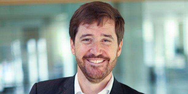 Christophe Maquet, Directeur de la Zone Afrique & Moyen-Orient du groupe VEOLIA (DR)