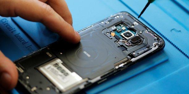 70% de l'empreinte numérique provient en réalité de la fabrication des terminaux que sont les smartphones, tablettes et autres ordinateurs, qui nécessitent l'utilisation de métaux parfois rares.