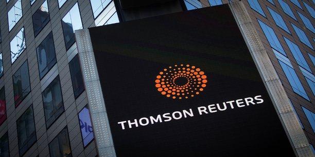 Thomson reuters entend adapter son organisation au monde post-covid[reuters.com]
