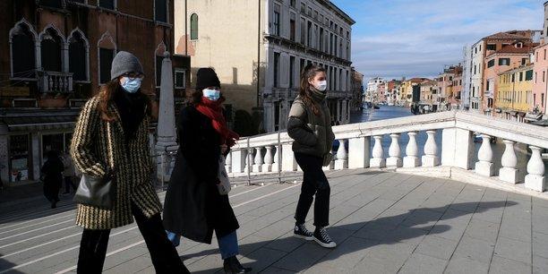 Coronavirus: l'italie recense 356 deces et 13.314 nouveaux cas[reuters.com]
