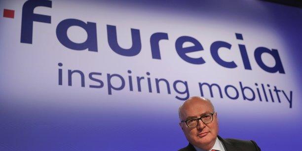 Comment Faurecia veut devenir la nouvelle coqueluche des marchés - La Tribune