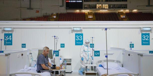 Coronavirus: la russie recense 11.198 nouveaux cas et 446 deces[reuters.com]