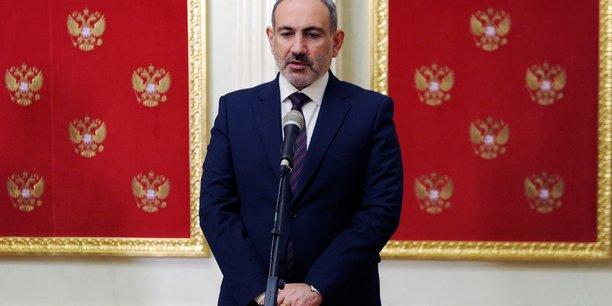Armenie: pachinian denonce un coup d'etat, limoge le chef des forces armees[reuters.com]