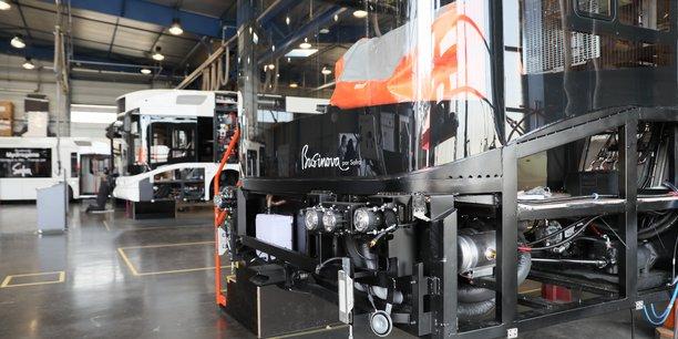 Basé à Albi, le constructeur de bus à hydrogène, Safra, va lever 25 millions d'euros dès 2021 pour industrialiser sa production.