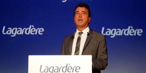 Lagardere dit ne pas avoir pris de decision sur des cessions d'actifs[reuters.com]