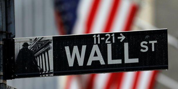 Wall street en ordre disperse a l'ouverture[reuters.com]