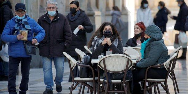 Coronavirus: l'italie recense 253 deces et 20.499 nouveaux cas[reuters.com]