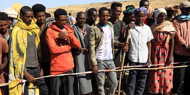 Les usa appellent l'union africaine a faire pression sur l'ethiopie face a l'aggravation de la crise au tigre[reuters.com]