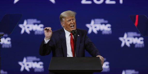 Usa: trump se presente comme l'avenir du parti republicain[reuters.com]