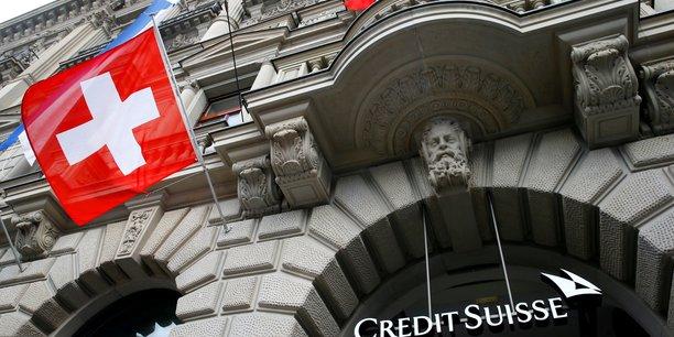 Credit suisse a suivre a la bourse de zurich[reuters.com]