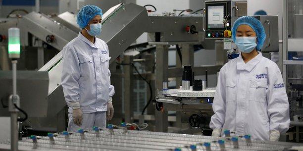 Coronavirus: la chine fait etat de 11 nouveaux cas[reuters.com]