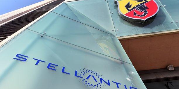 Stellantis vise une marge de 5,5% a 7,5% en 2021[reuters.com]