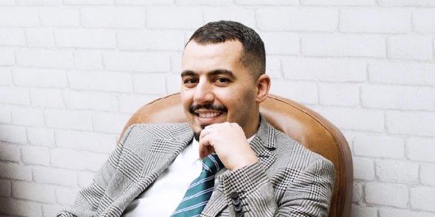 Hacene Hadjadj, fondateur d'Alpina Investissement.