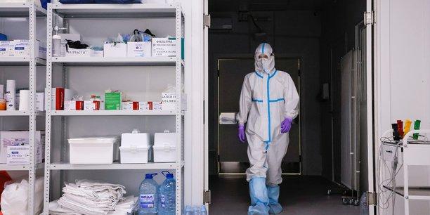 Coronavirus: en russie, 10.535 nouveaux cas et 452 deces[reuters.com]