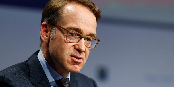 La bce peut augmenter ses achats si necessaire, dit weidmann[reuters.com]