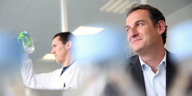 Dirigée par Marc Lemonnier, l'entreprise toulousaine Antabio s'apprête à lever 15 millions d'euros pour passer un cap dans ses recherches.