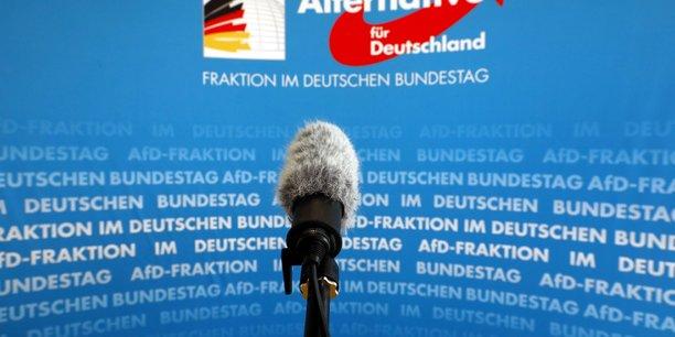 Le parti d'extreme droite allemand afd place sous surveillance[reuters.com]