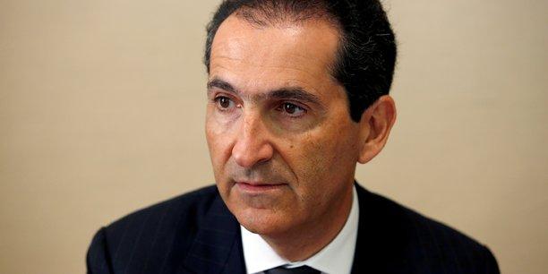 Patrick Drahi, le fondateur et propriétaire d'Altice France, la maison-mère de SFR.
