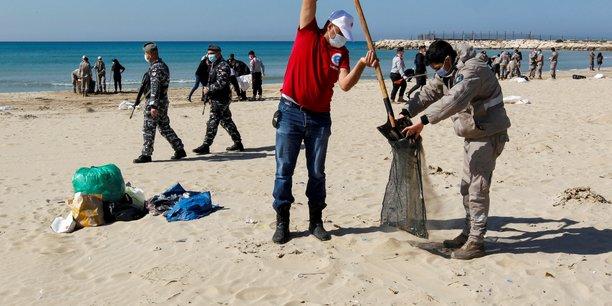 Israel accuse l'iran d'avoir provoque une maree noire au large de ses cotes[reuters.com]