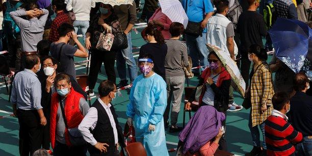 Coronavirus: la chine fait etat de 10 nouvelles contaminations[reuters.com]