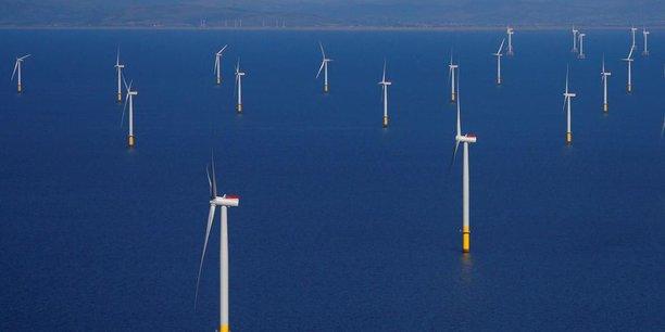 L'Etat a lancé un appel d'offres pour la réalisation d'un parc éolien marin de 900 à 1050 MW qui sera situé à environ 30 km au large de Barfleur, en Normandie. Si rien ne vient gripper la machine, il pourrait être mis en service à horizon 2024 ou 2025