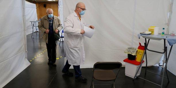 Coronavirus: la france vise 30 millions de vaccinations d'ici l'ete, dit castex[reuters.com]