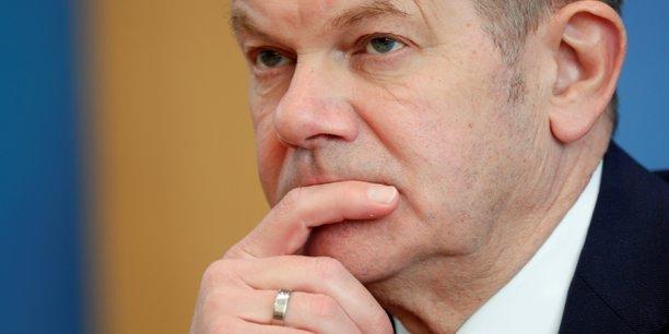 Allemagne: un budget supplementaire necessaire face a l'impact du covid, dit scholz[reuters.com]