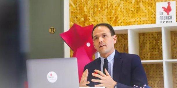 Le secrétaire d'Etat à la Transition numérique et aux communications électroniques, Cédric O.