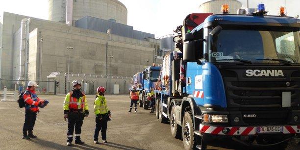 Dès 2011, EDF a décidé de créer une sorte d'équipe commando rompue aux scénarios extrêmes. La Farn (pour Force d'action rapide du nucléaire) compte 300 salariés d'EDF et est opérationnelle depuis 2013.