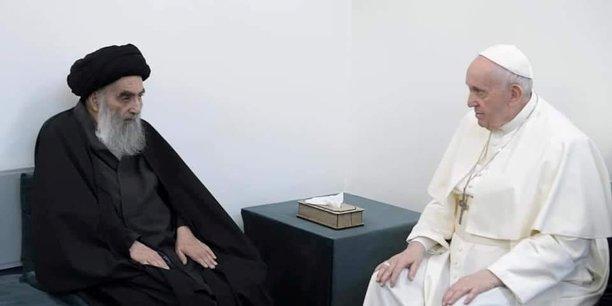 Le pape francois rencontre en irak le grand ayatollah ali al sistani[reuters.com]