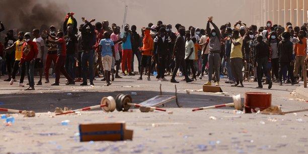 Un adolescent tue dans le sud du senegal[reuters.com]