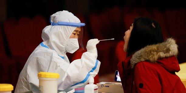 Coronavirus: treize nouveaux cas recenses en chine continentale[reuters.com]