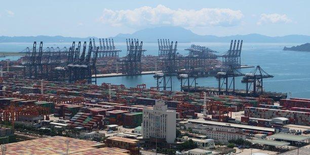 Chine: bond des exportations en janvier et fevrier[reuters.com]